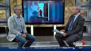 """Amor Towles on his new book """"A Gentleman in Moscow"""""""