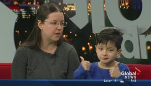 Kids With Cancer Society: Brayden