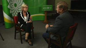 Extended interview: Elizabeth May