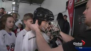 Hockey Canada program equips boys and girls for their first shift