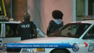 Police investigating murder, suspicious death in Toronto's east end