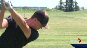 Youngest player at Alberta Open Championship