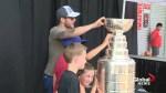 Stanley Cup comes to Lethbridge thanks to hometown hockey hero Kris Versteeg