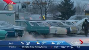Fargo filming in Calgary