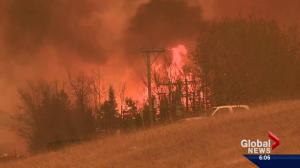 Oilsands evacuations because of wildfire to have major economic impact