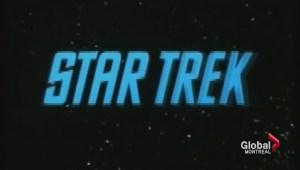 Canada Post Star Trek stamps