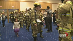2015 Stairclimb for lung cancer