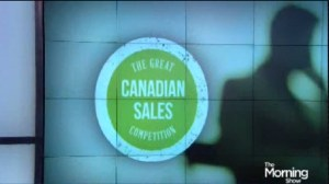The Great Canadian Sales Competition