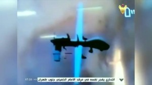 U.S. shoots down 'pro-Syrian' drone made by Iran
