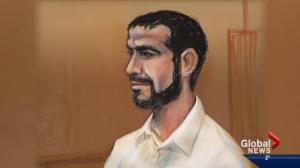 Omar Khadr bail hearing