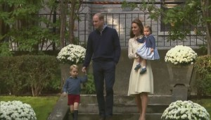 Highlights from the Royal Visit to B.C.