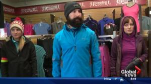Lorraine on location: Winter running gear tips from The Running Room