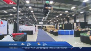 XPogo team puts on a show for Global News Morning
