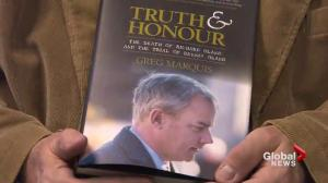 Author of book on Dennis Oland murder trial says Supreme Court bail decision will be 'nationally significant'