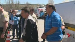 Docs reveal reaction to Lac-Megantic blast