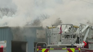 Residents concerned after Harrietsfield fire station blaze