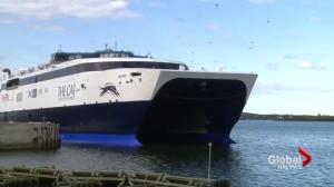 Yarmouth ferry operator aiming to extend sailing season for 2017