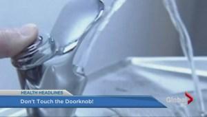 Careful how you open doors