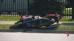 Motorcyclist killed in crash was 'inexperienced rider'