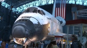 30th anniversary of Space Shuttle Discovery's first launch