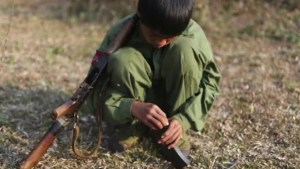U.S. to drop Iraq, Myanmar as worst offenders from child soldiers' list