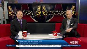 Oscars preview with Todd James
