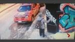 Kensington store owner beats graffiti artist