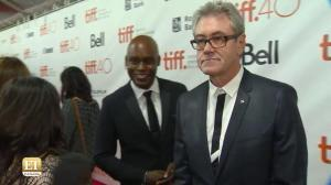 TIFF Red Carpet – Mr. Right: Piers Handling and Cameron Bailey
