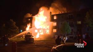Police investigate Longueuil fire