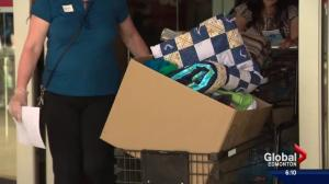 Edmonton effort to help Fort McMurray evacuees needs more volunteers