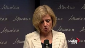 'There's not consensus on the council, but we are certainly moving forward': Notley