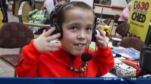 Stollery Children's Hospital: Cole Bilodeau on getting treatment for dwarfism complications