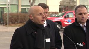 TTC CEO Byford explains how all-door boarding eases traffic congestion