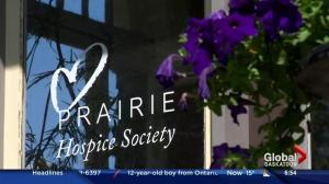 Teeing up for Prairie Hospice