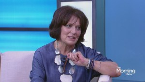 Margaret Trudeau on health and her son's falling poll numbers