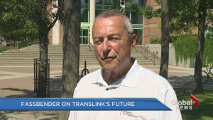 Minister on TransLink's future