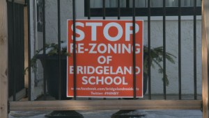 Campaign to save Bridgeland School gaining momentum