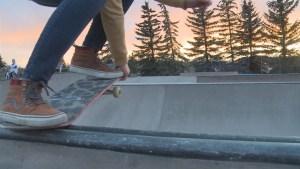 Former pro-skateboarder rallies female boarders in Calgary