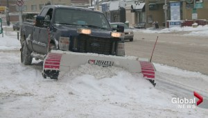 Snowfall warning issued for areas in southern Alberta