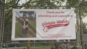 Toronto community creates annual baseball tradition in memory of Georgia Walsh