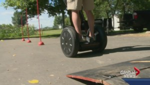 Segway tours along Saskatoon's riverbank could be coming