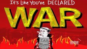 B.C. artist's grant revoked for criticizing Conservatives