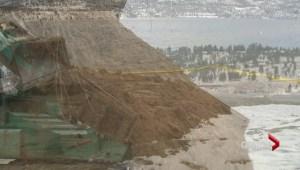 Hot Sands Beach reclamation