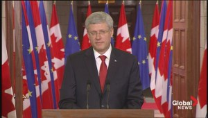 Canada and EU finalize trade agreement
