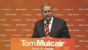Thomas Mulcair talks about the content, timing of his new book