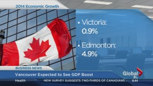 BIV: Vancouver expected to see GDP boost
