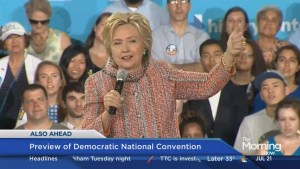 Canadians head to the Democratic National Convention