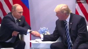Trump says he talked joint cybersecurity unit with Putin