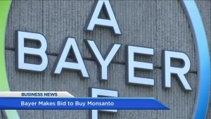 BIV: Bayer makes bid to buy Monsanto
