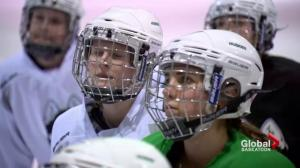 Saskatchewan Huskies women's hockey set to battle Regina Cougars